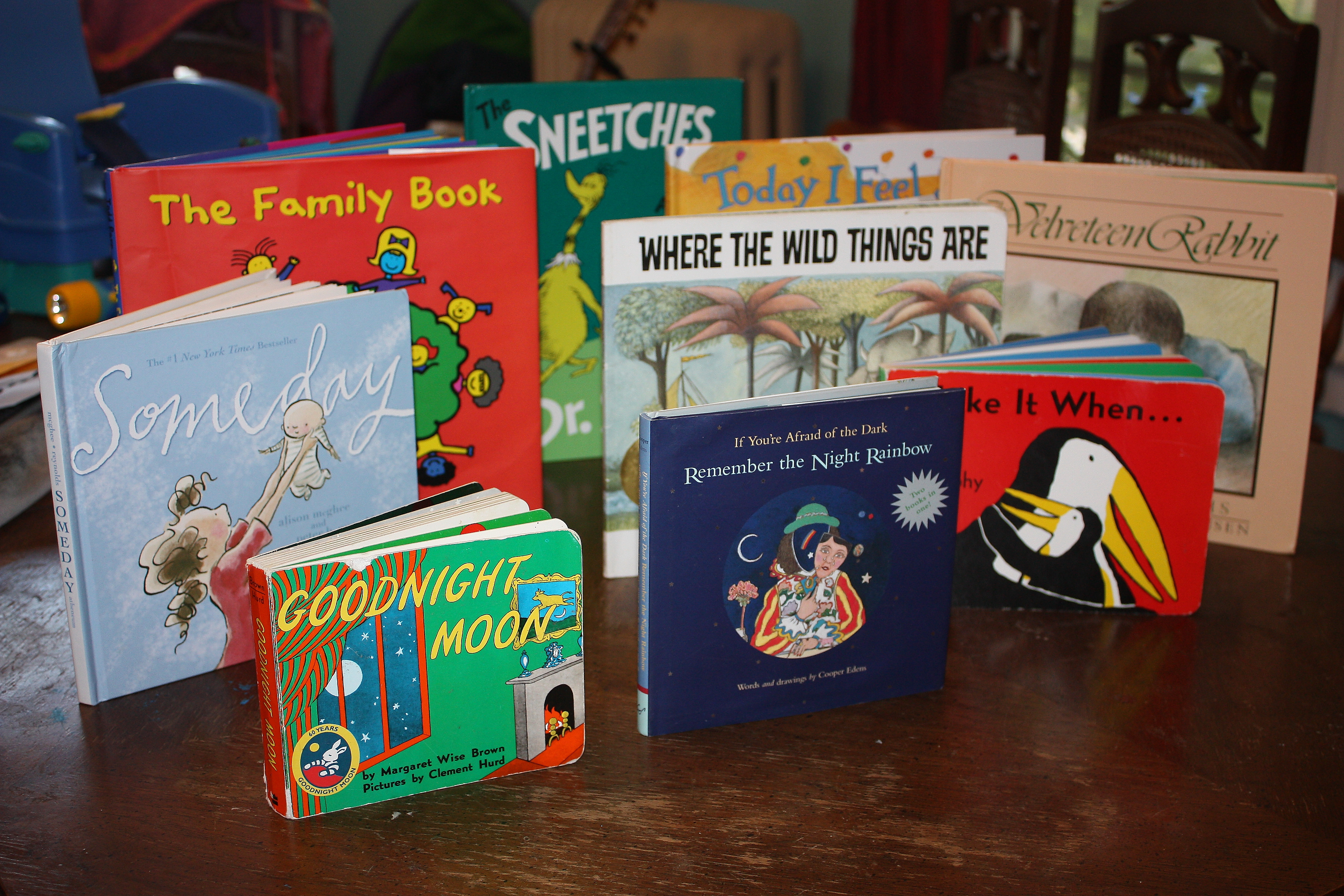 4f88ade8680 Meryl's Top 10 Kids' Books, as of 8:44 PM on May 13th, and Subject to  Change at Any Moment, because New Books Are Being Published Every Day, and  Meryl is ...
